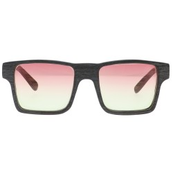 Wood sunglasses, square sunglasses UV400