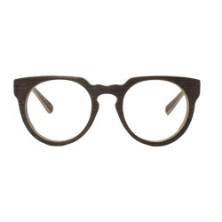 Designer glasses, Wood frame