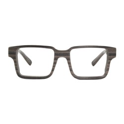 Wood design glasses, sunglasses, square style UV400